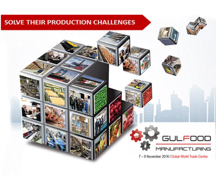 Meet our team in dubai Gulfood exhibition