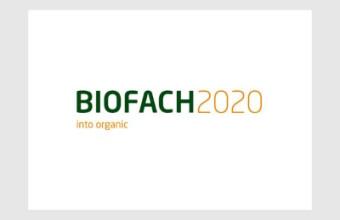 BIOFACH in Nuremberg,Germany , from 12-15/02/2020