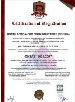 OHSAS 2007-18001